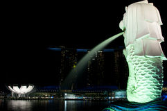 Singapore Tourism Industry Royalty Free Stock Photos