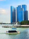 Singapore touristic Royalty Free Stock Photography