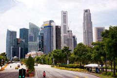Singapore Stock Foto
