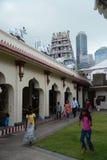 Singapore, ventiquattresima del dicembre 2013 Fotografie Stock Libere da Diritti