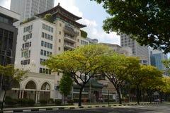 Singapore, ventiquattresima del dicembre 2013 Immagine Stock Libera da Diritti