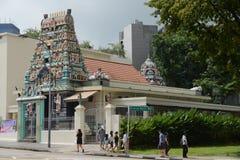 Singapore, ventiquattresima del dicembre 2013 Immagini Stock Libere da Diritti