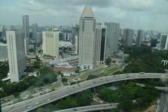 Singapore, ventiquattresima del dicembre 2013 Fotografia Stock