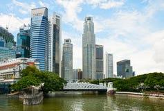 Singapore view Royalty Free Stock Photos