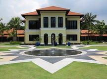 Singapore Villa Building Royalty Free Stock Image