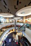 Singapore : Waterway Point shopping centre Royalty Free Stock Image