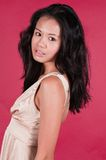 Singaporean woman Royalty Free Stock Images