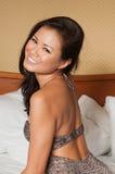 Singaporean woman Royalty Free Stock Photos