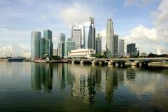 Singapour Image libre de droits