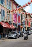 Singapour Chinatown Image stock