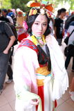 Singapour : Cosplay Cosfest XIII 2014 Image stock