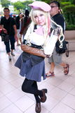 Singapour : Cosplay Cosfest XIII 2014 Photos stock