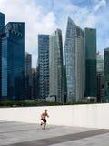 Street scene in Singapor