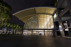 Singapour, le 10 décembre 2017 : Les magasins chez Marina Bay Sands à Singapour Image stock