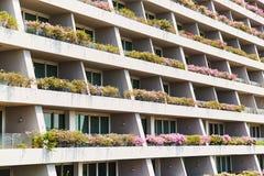 Singapour, Singapour : Le 19 mars 2019 : Marina Bay Sands Luxury Hotel, Singapour photos libres de droits