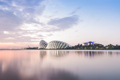 SINGAPOUR - 12 mars Photos libres de droits