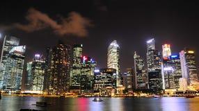 Singapour du centre Photo libre de droits