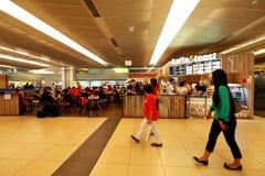 Singapour : Nourriture de achat Images stock