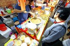 Singapour ; Nourriture juste photo libre de droits