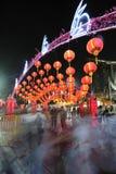 Singapour, SINGAPOUR - 1er février : Fleuve Hongbao 2011 Photographie stock