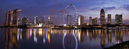 Singapur Foto de archivo libre de regalías