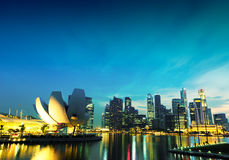 Singapur Lizenzfreies Stockfoto