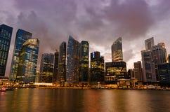 Singapur Zdjęcie Stock