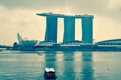 Singapur Lizenzfreie Stockfotos