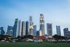 Singapur Zdjęcia Stock