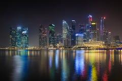 Singapur Imagen de archivo libre de regalías