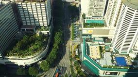singapur stock footage