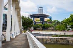 Singapur-Architektur stockfoto