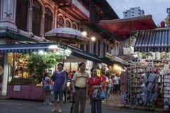 Singapur Chinatown Fotos de archivo
