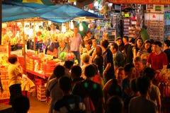 Singapur Chinatown stockbild