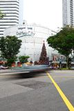 Singapur: Ciudad de las rifas Foto de archivo libre de regalías