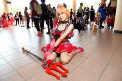 Singapur: Cosplay Foto de archivo