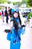 Singapur: Cosplay Cosfest XIII 2014 fotografia stock