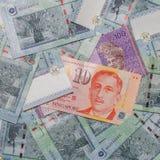 Singapur dolar na górze Malezyjskiego Ringgit waluty na backgro Obraz Royalty Free