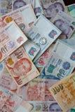Singapur-Dollar Lizenzfreie Stockfotos