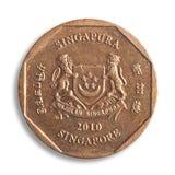Singapur-Dollar. Lizenzfreie Stockbilder