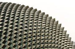 Singapur-Esplanade lizenzfreies stockfoto