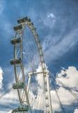 Singapur Ferris koło zdjęcia royalty free