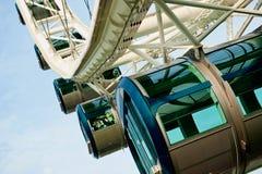 Singapur-Flugblatt Lizenzfreies Stockbild