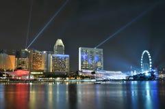 Singapur-Fluss lizenzfreies stockbild