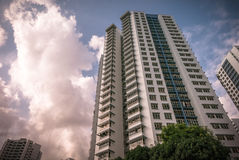 Singapur jawny mieszkaniowy lokalowy mieszkanie w Bukit Panjang Obraz Stock