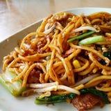 Singapur jedzenie Obraz Royalty Free