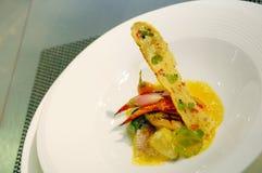 Singapur-Küche stockfoto
