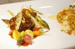 Singapur-Küche lizenzfreies stockfoto