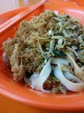 Singapur-Lebensmittel Stockfotos