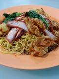 Singapur-Lebensmittel Stockbild